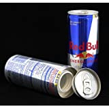 Red Bull Energy Drink Diversion Safe Can+Free Pack of 1 1/4 Rasta Wrap