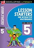 Lesson Starters for Interactive Whiteboards Year 5