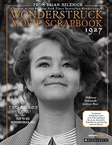 The Wonderstruck Movie Scrapbook