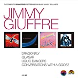 Jimmy Giuffre - Complete Recordings on Black Saint & Soul Note