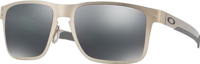 Oakley Holbrook Metal Gafas de sol, Plateado, 55 para Hombre ...