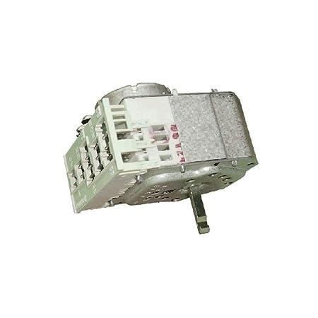 Recamania Programador Lavadora Zanussi TD4212 1251106231 ...