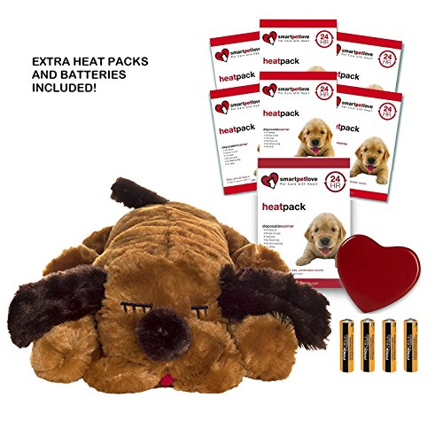 Smart Pet Love Brown Snuggle Puppy Heart - Puppy Love Heart Shopping Results