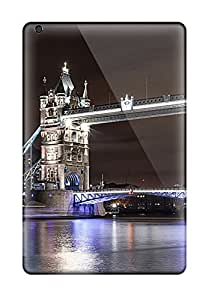 Mini/mini 2 Scratch-proof Protection Case Cover For Ipad/ Hot Tower Bridge At Night Phone Case