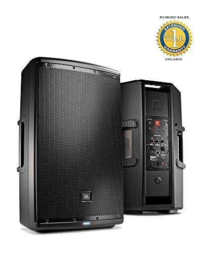 Way Sound Reinforcement Speaker System - JBL EON615 Portable 15