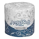 Georgia-Pacific Angel Soft Ultra Professional Series, 16560, White, 2-Ply Premium Embossed Toilet Paper, 4.05