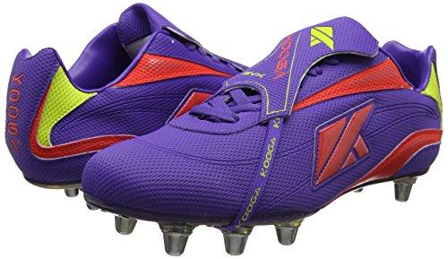 Multi Rugby Purple de coffre Kooga Nuevo Men's nYqpdp1wz