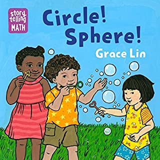 Book Cover: Circle! Sphere!
