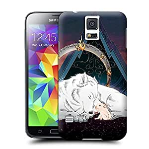 Unique Phone Case Twelve Zodiac Figure Xu dog Hard Cover for samsung galaxy s5 cases-buythecase