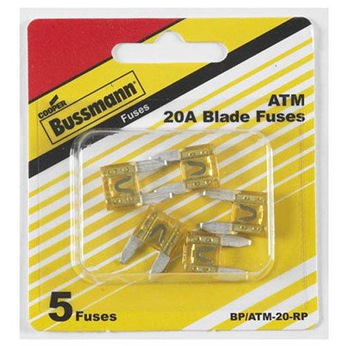 20 amp mini fuse - 2