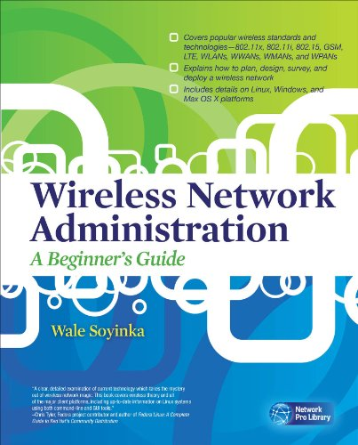 Wireless Network Administration A Beginner