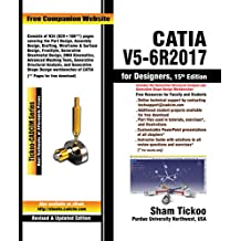 CATIA V5-6R2017 for Designers, 15th Edition