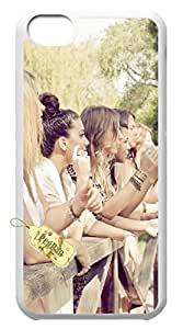 Hard Plastic Protective Case Cover for Iphone 5c,Friendship Case Shell for Iphone 5c.