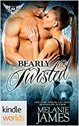 Paranormal Dating Agency: Bearly Twisted (Kindle Worlds Novella) (Twisted Tail Pack Book 2)