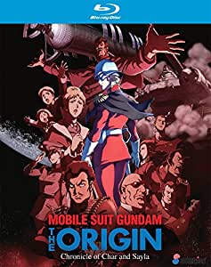 Mobile Suit Gundam The Origin: Chronicle of Char and Sayla Blu-ray Collection