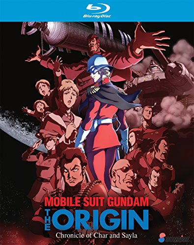 Mobile-Suit-Gundam-The-Origin-Chronicle-of-Char-and-Sayla-Blu-ray-Collection