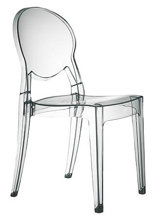 Scab Design Igloo Chaise En Polycarbonate 87 X 45 52 Cm