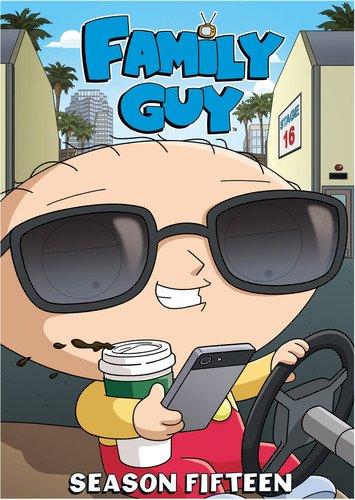 Family Guy Series (Family Guy Ssn 15)