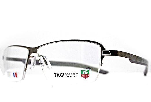 Amazon.com: tag heuer Line Prescripción anteojos – 3824 003 ...