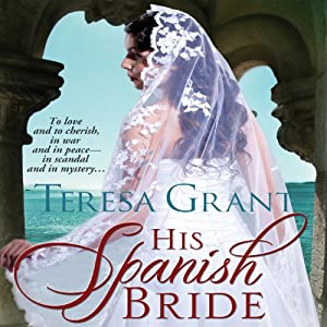 His Spanish Bride Audiobook