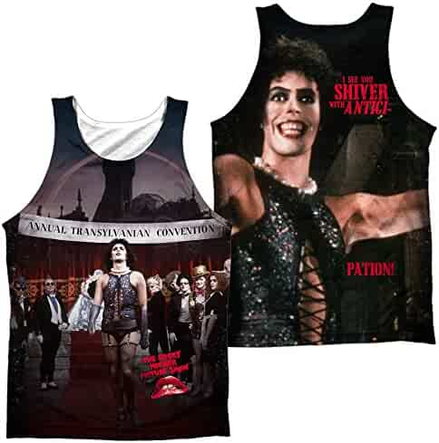 e17ce5eb Sublimation Front/Back: Rocky Horror Picture Show - Annual Conventional  Strut All Over Print