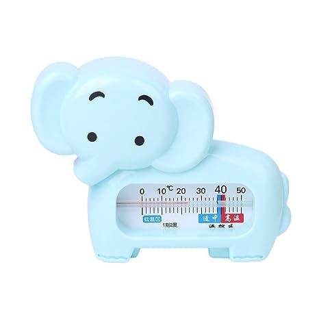Nankod Forme de thermomètre pour chambre bébé éléphant Bain ...