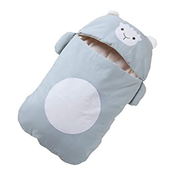 Amazon.com: ACMEDE - Manta de algodón para bebé con capucha ...