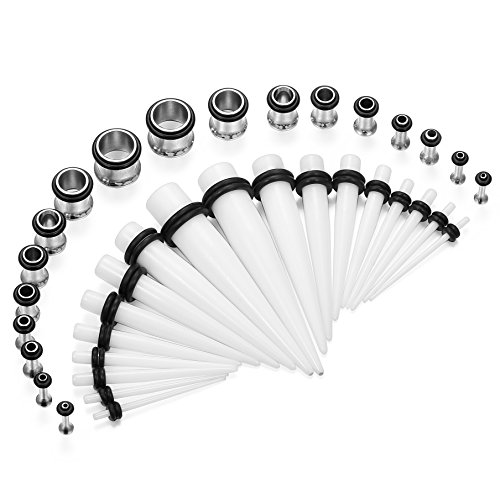 Acrylic Tapers Plugs - 3