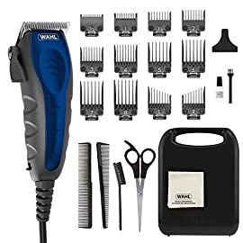 Wahl Clipper Self-Cut Haircutting Kit 79467 Compact Trimming and Personal Grooming Kit - 51OeeoG2QIL - Wahl Clipper Self-Cut Personal Haircutting Kit – Compact Size for Clipping, Trimming & Grooming Kit – Model 79467