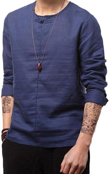 Camisa De Fondo Camisa Estilo Simple para Hombre Casual De ...