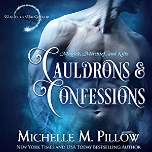 Cauldrons and Confessions Audiobook