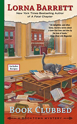 Book Clubbed (A Booktown Mystery 8)