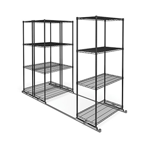 OFM X5L3-3618-BLK X5 Lite 3 4-Shelf Units, 36
