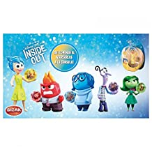 Inside Out Control Console Set of Figures