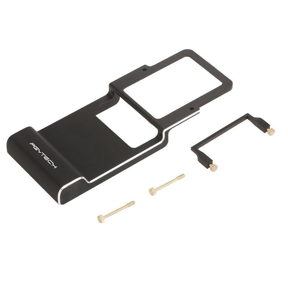 RC GearPro スイッチマウントプレート ソリッドハンドヘルドジンバルアダプター GOPRO Hero 6/5/4/3/3+用 YI DJI OSMO Mobile 2/Zhiyun Smooth Q   B07HF62DT7