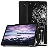 Galaxy Tab A 10.5 Case, Ratesell Slim Lightweight Smart-shell Stand Case Cover With Auto Sleep/Wake for Samsung Galaxy Tab A 10.5 SM-T590 (Wi-Fi); SM-T595 (LTE) Couple
