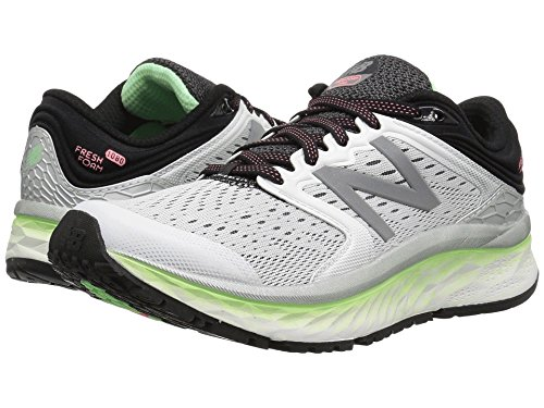 日曜日バング献身[new balance(ニューバランス)] レディースランニングシューズ?スニーカー?靴 Fresh Foam 1080v8 White/Lime Glo/Black 11.5 (28.5cm) B - Medium