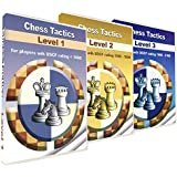 Total Chess Tactics 3 Volume Chess Software Set