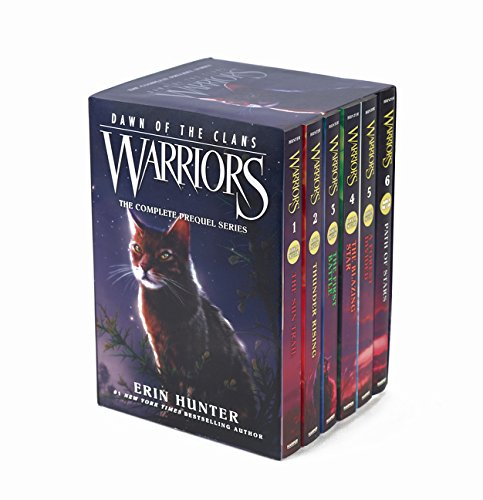 Warriors Dawn Of The Clans List: Warriors: Dawn Of The Clans Box Set: Volumes 1 To 6