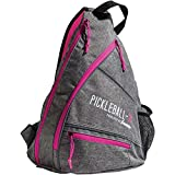 Franklin Sports Pickleball-X Elite Performance Sling Bag - Official Bag of the US OPEN