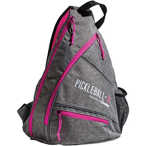 Franklin Sports Pickleball-X Elite Performance Sling Bag - Official Bag of The US Open from Franklin Sports
