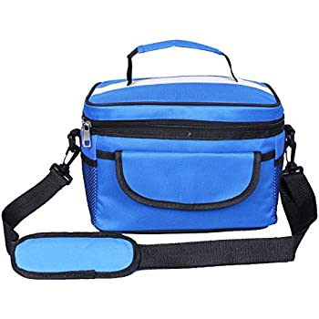 Amazon Com Mier Small Lunch Bag Cooler Lunch Box For Kids