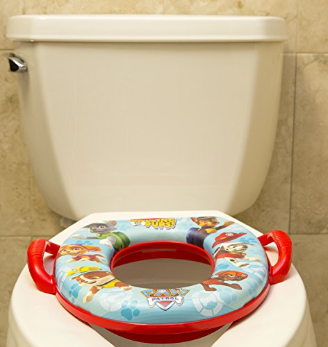 Paw Patrol Quot Calling All Pups Quot Soft Potty Seat 47968585330
