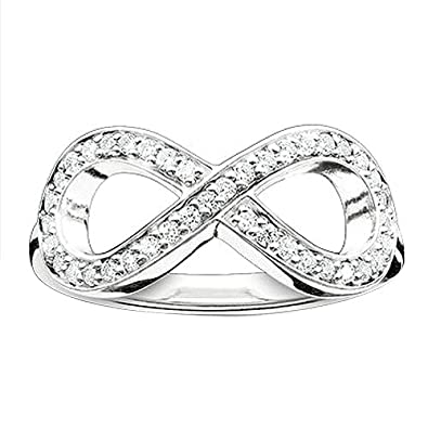 465a5e272de1ca Image Unavailable. Image not available for. Color: Thomas Sabo Glam & Soul  Ring