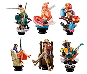 Chess Piece Collection R Onepiece Vol.2 (Box)[japan Imports]