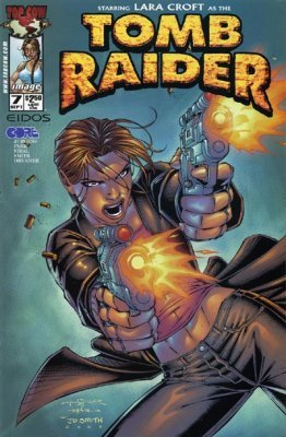 Tomb Raider: The Series - Vol. 1, Issue 7 - September 2000 - Dan Jurgens - Color Comics - Graphic Novel (Tomb Raider: The Series, 1) Image Graphics 2000