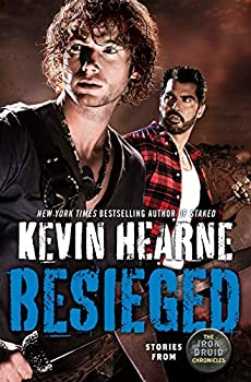 Besieged by Kevin Hearne urban fantasy book reviews