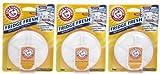 refrigerator air cleaner - Arm & Hammer Fridge Fresh Refrigerator Air Filter, 4.3 oz-3 pack - 3 pk.