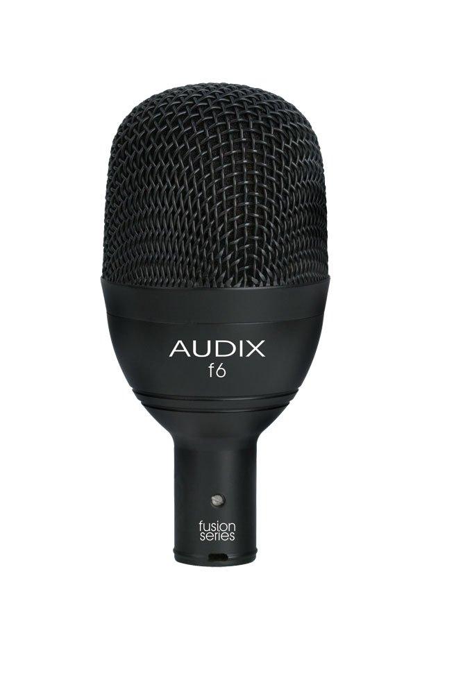 Microfono Audix F6 Instrument Dynamic , Hyper-Cardioid...