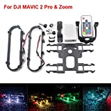 Hot  for DJI Mavic Pro Platinum Drone LED Light Landing Gear - Extension Height, 4&5 Kinds of Bright Mode Durable Landing Gear Protector (B)